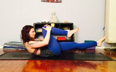 A Yoga Practice to Connect You to Your Core and Your Confidence