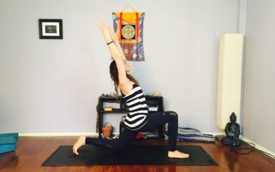 A Yoga Practice to Foster Productivity and Motivation