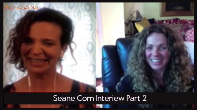 My Interview With Seane Corn: Part Two