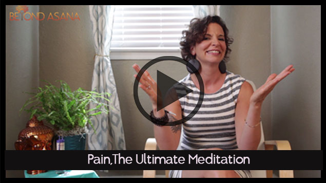Pain Is The Ultimate Meditation