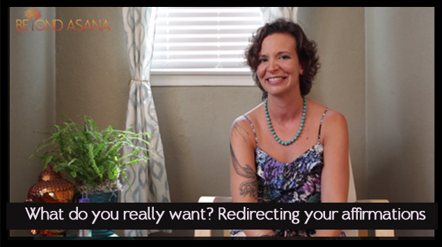 Redirecting Your Affirmations