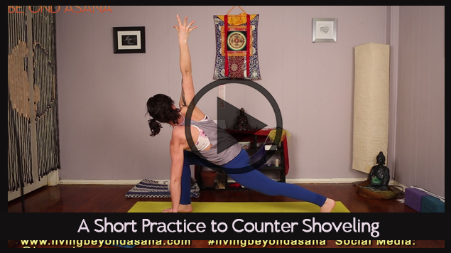 A Short Practice to Counter Shoveling