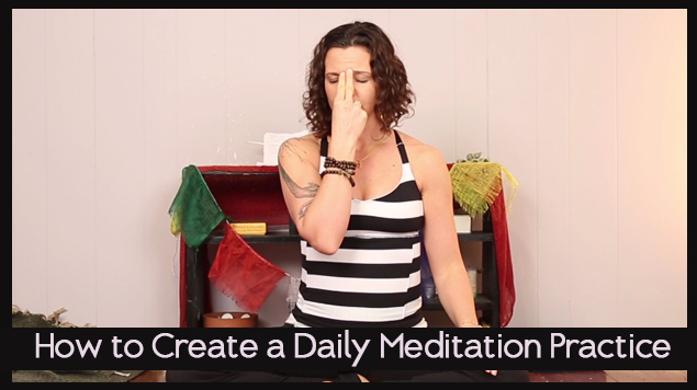 How to Create a Daily Meditation Practice