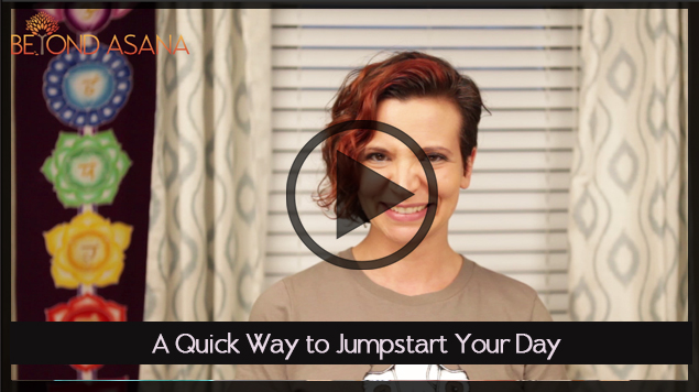 A Quick Way To Jumpstart Your Day