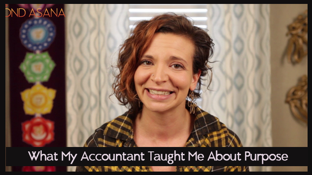 What My Accountant Taught Me About Purpose