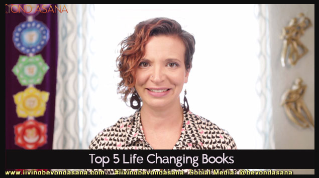 Top 5 Life Changing Books