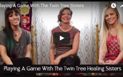 Playing a Game with the Twin Tree Healing Sisters