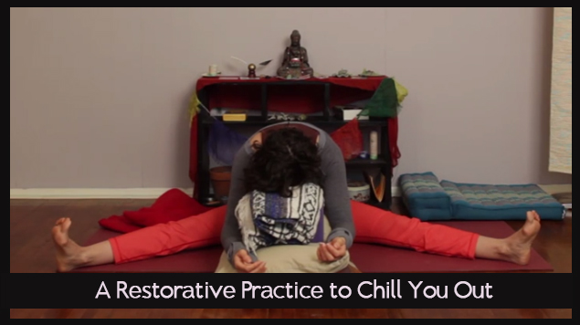 A Restorative Practice to Chill You Out
